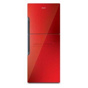 Gree Refrigerator 8768CR2 Texture Red 14CFT price in lahore pakistan