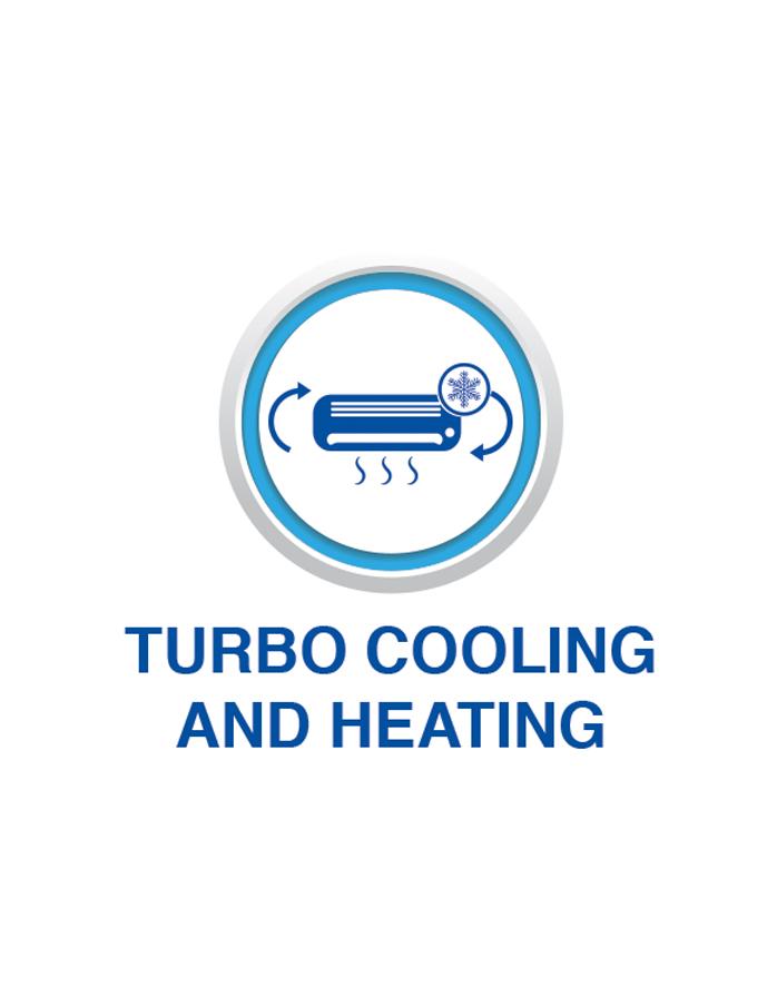 TurboCooling&Heating