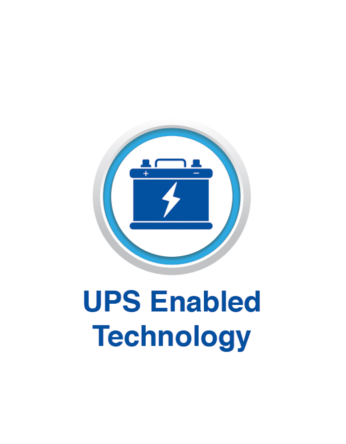UPS Enabled with Additional Device