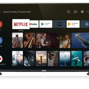 """TCL 40"""" S6500 Smart Android TV on installments in Lahore"""